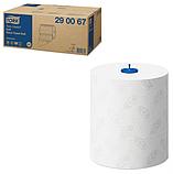 Tork Matic Advanced паперові рушники для автоматичних диспенсерів двошарове 150 м. 600 л. білі м'які Н1, фото 3