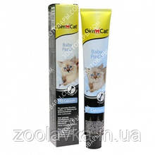 GimCat Baby Paste Вітамінна паста для кошенят з кальцієм
