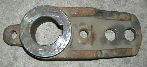 Рычаг МКШ старого образца 3518050-16558 ДОН-1500