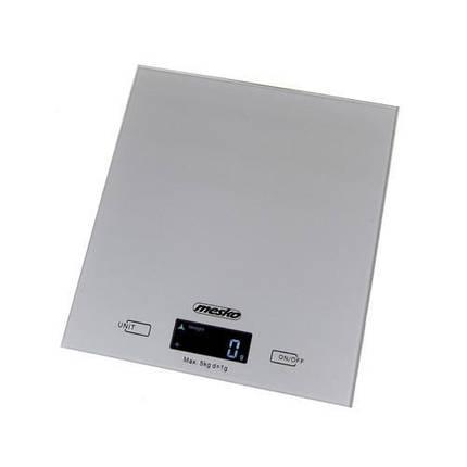 Кухонные весы электронные Mesko MS 3145, фото 2