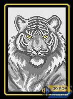 Схема для вышивки бисером - Тигр, Арт. ЖБп4-005-2