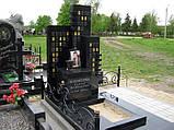 Эксклюзивный надгробный памятник №30, фото 2