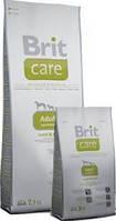 Brit Care Adult Small Breed Lamb & Rice 7,5 кг-корм для собак мелких пород с ягненком.