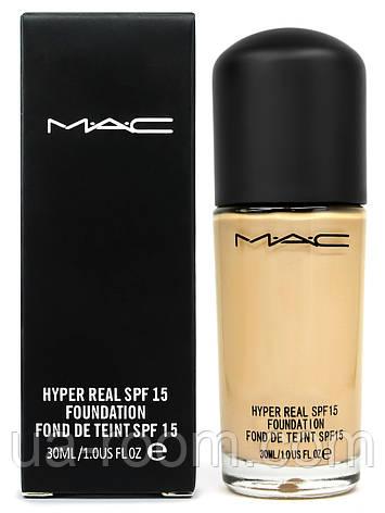 Тональная основа MAC hyper real MC43, фото 2