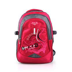 Городской рюкзак красный 05