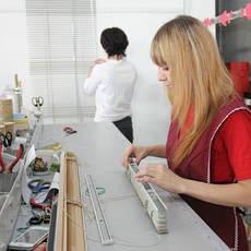Изготовление жалюзи и ролетов