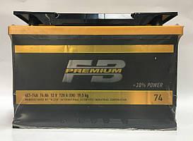 Аккумулятор FB Premium 6СТ-74-АЗ (0)