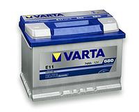 Аккумулятор VARTA BD Е11 6СТ-74 (0)