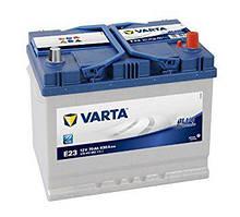 Аккумулятор VARTA BD Е23 6СТ-70 (0) Азия