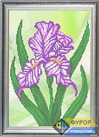 Схема для вышивки бисером - Красивый цветок, Арт. НБч4-024