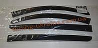 Дефлекторы окон (ветровики) Cobra Tuning для Citroen Jumpy с  98-07 г.в