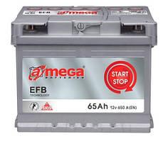 Аккумулятор A-Mega EFB 65Ah (0) Start-stop