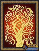 Схема для вышивки бисером - Дерево изобилия, Арт. НБч4-063-1