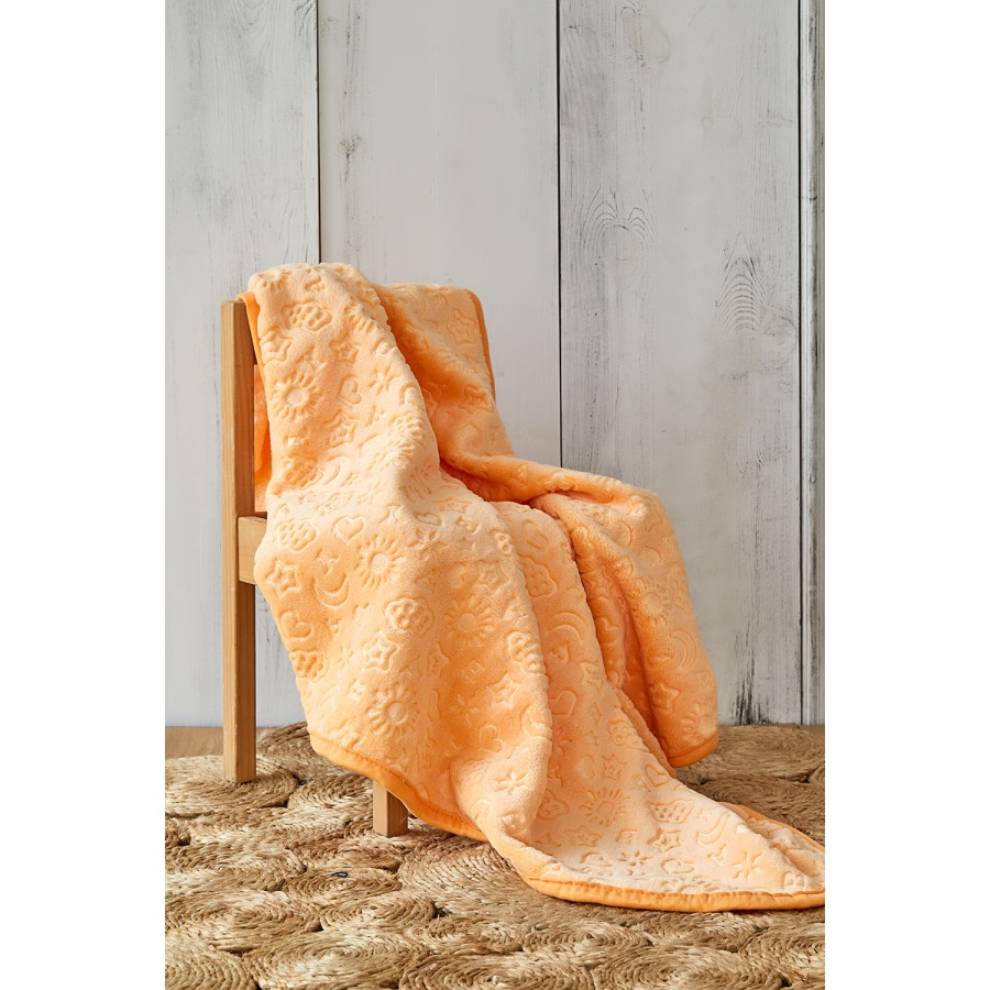 Детский плед в кроватку Karaca Home - Candy Yavruagzı 2020-2 100*120