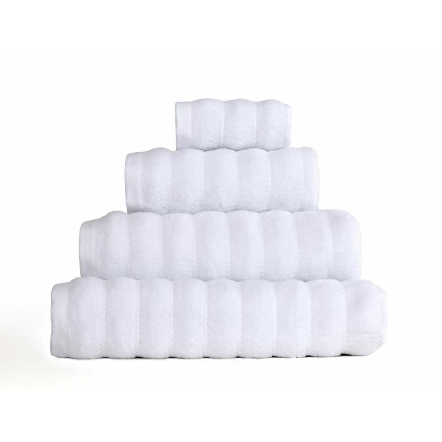 Полотенце Irya - Frizz microline beyaz белый 50*90