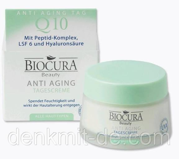 Biocura Beauty дневной крем для лица (Anti Aging) 50 мл (SPF 6)