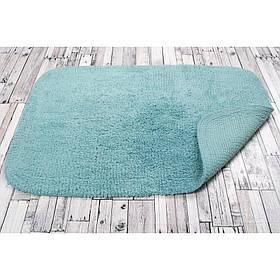 Коврик Irya - Basic turquoise бирюзовый 40*60
