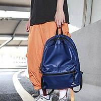 Мужской рюкзак синего цвета, рюкзак из ткани, классический рюкзак на каждый день СС-2572-50