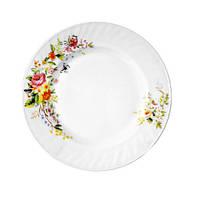 Тарелка 18 см Чайная роза Snt 30057-201