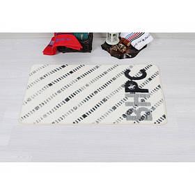Килимок Beverly Hills Polo Club - 309 Grey 57*100