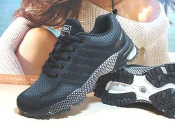 Кросівки жіночі BaaS Marathon чорні 40 р.