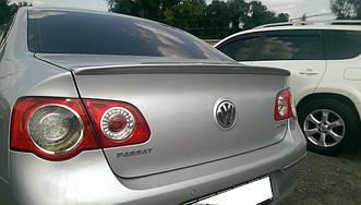 LIP спойлер VW Passat B6 (2006-2010)