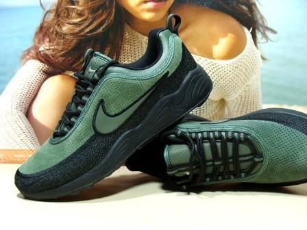 Кроссовки мужcкие Nike Air Zoom Spiridon  хаки 46 р.