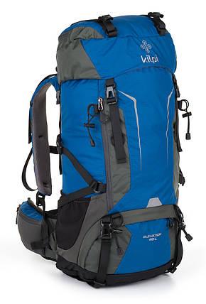 Рюкзак Kilpi ELEVATION-U синій 45+5L, фото 2