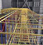 Вышка тура ВСП строительная 2.0 х 2.0 (м) 7+1, фото 7