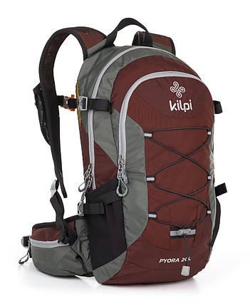 Рюкзак Kilpi PYORA-U красный 20L, фото 2