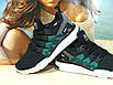 Чоловічі кросівки BaaS ADRENALINE GTS 1 чорно-білі 46 р., фото 4