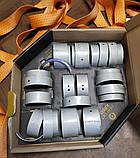 Комплект вкладышей DAF XF95 CF85 вкладыши корень шатун ДАФ ХФ95 ЦФ85 комплект ЗАМОК ПО СЕРЕДИНЕ, фото 2