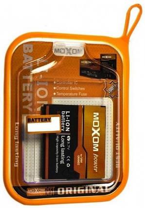 Аккумуляторная батарея MOXOM 1430 mAh для Apple iPhone 4S, фото 2