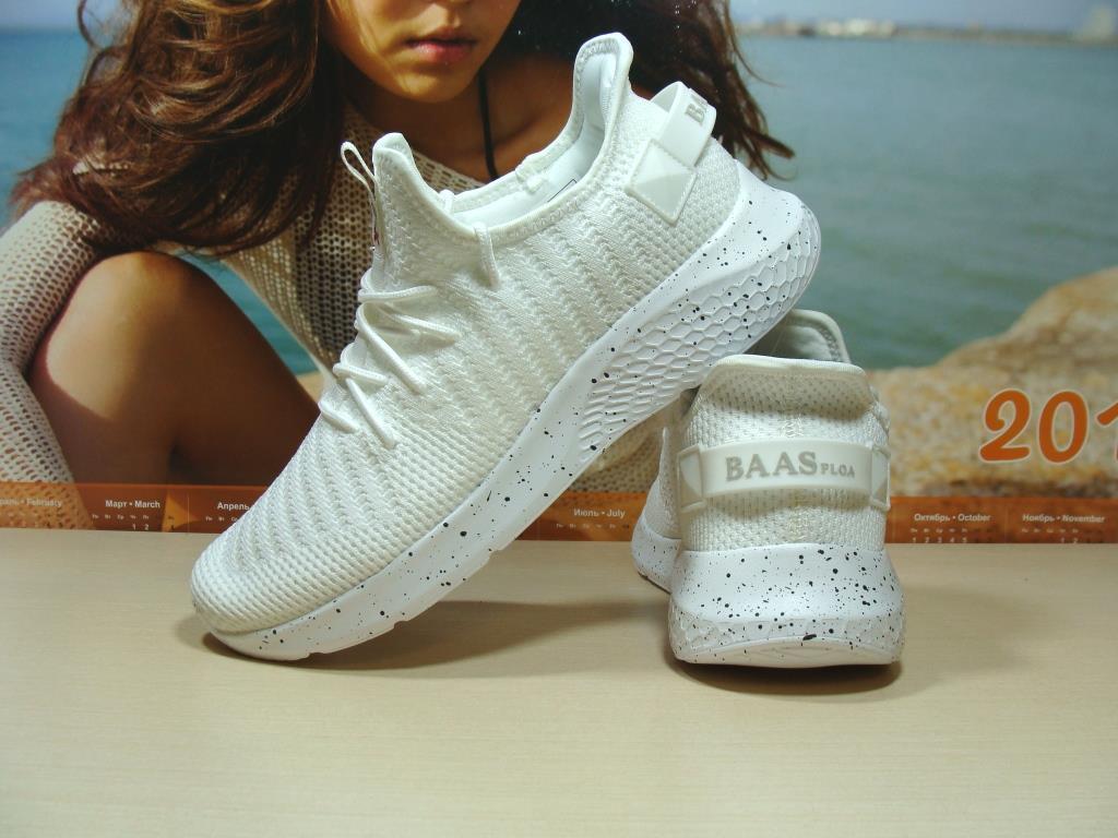 Чоловічі кросівки BaaS X білі 41 р.
