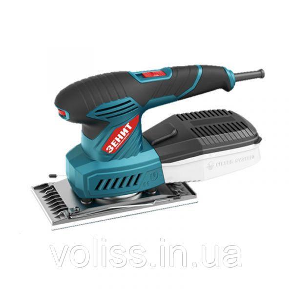 Вибрационная шлифовальная машина ЗЕНИТ ЗВШ-300 3в1