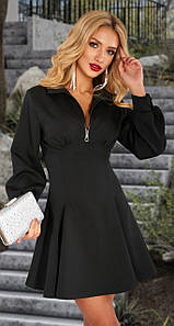 Платье MF237 Черное S