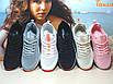 Женские кроссовки BaaS F бежевые 36 р., фото 9