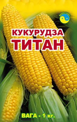 Кукурудза  Титан 1 кг, фото 2