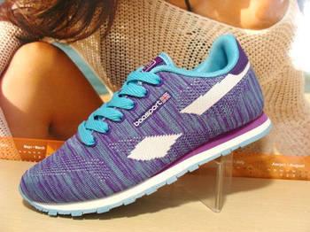 Жіночі кросівки BaaS ADRENALINE GTS фіолетові 36 р .