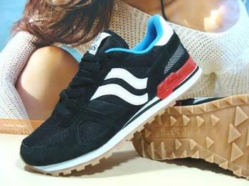 Кросівки жіночі BaaS чорні 37 р.