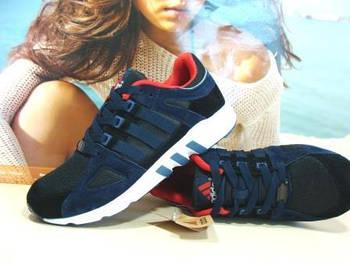 Чоловічі кросівки Adidas Equipment support сині 45 р.