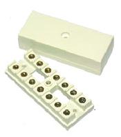 Коробка с клеммами КМС-14 для сигнализации