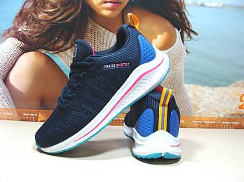 Жіночі кросівки BaaS Neo - 5 сині 37 р.