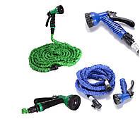 Поливочный шланг X-hose с водораспылителем/без водораспылителя (52.5 м), фото 1