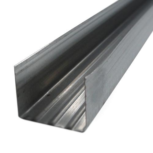 Профіль для гіпсокартону направляючий UD 27 (0.4 мм) , 4м