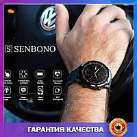 Умные Смарт часы, чоловічий годинник Smart Watch S10 plus, мужские спортивные смарт-часы, черные