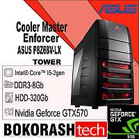 Системний Блок Cooler Master Enforcer \ Tower \ Intel core i5-2gen \ DDR3-8GB \ HDD-320G (к.00100634), фото 1