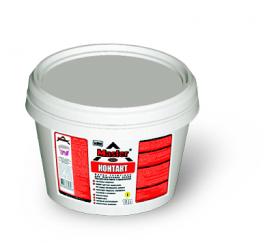 MASTER CONTACT, грунтуюча фарба для підготовки поверхні під декоративне покриття, 10л, фото 2
