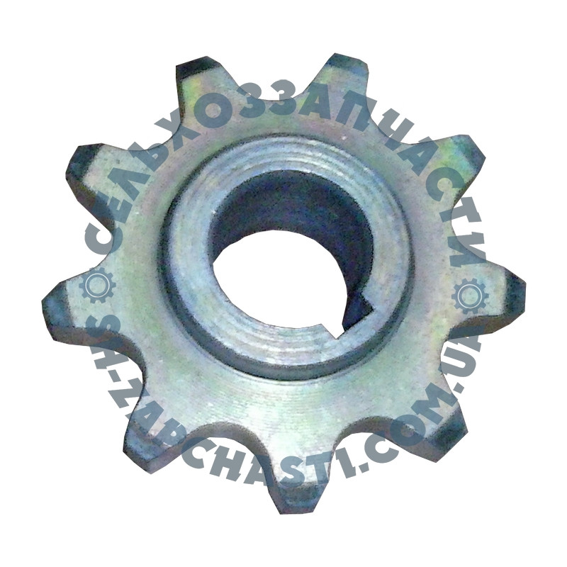 Звездочка опорного колеса (старого образца) F6-2.6А t=19,05 z=9