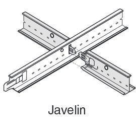 Профіль для підвісної стелі Armsrong Javelin 24 XL2 , 0,6 м